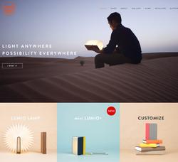 Lumio Website