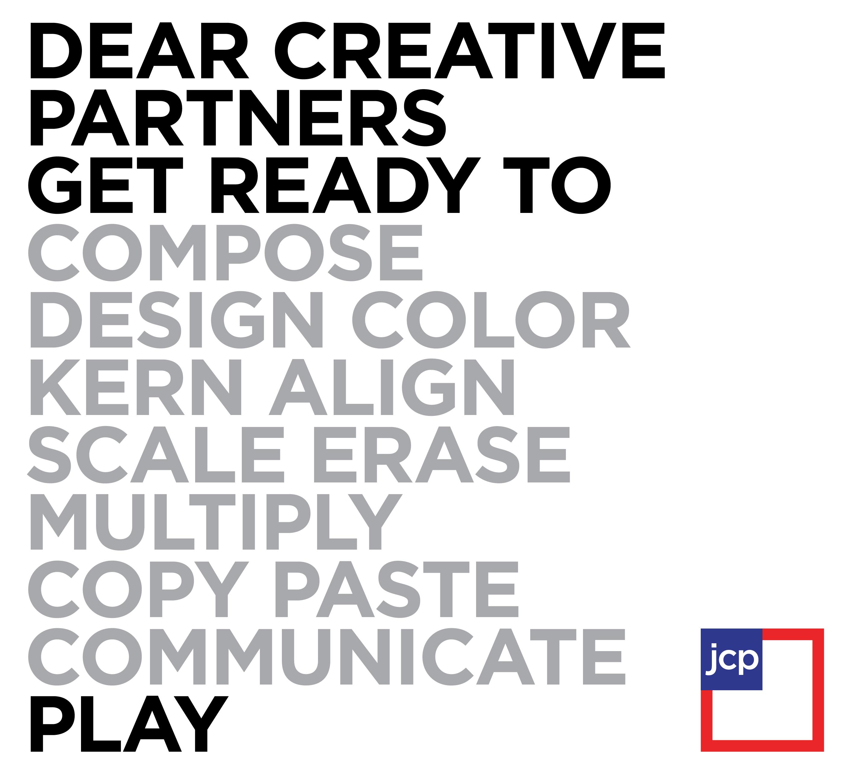 JCP Brand Poster