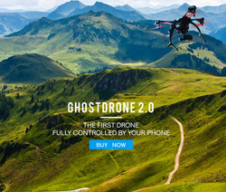 Ghost Drone Website