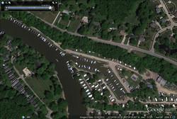 Maplegrove Satelite Image