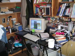 Bureau, Sartrouville, circa 2003 Adeline Grais-Cernea