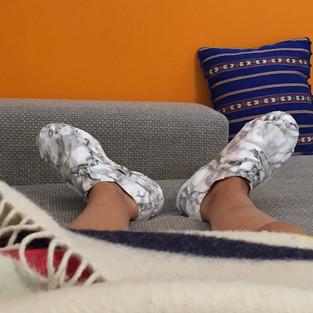 """Chaussures de marbres"" Adeline Grais-Cernea"