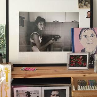 Bureau, Paris, 2017 Adeline Grais-Cernea
