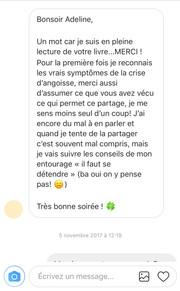 Message Instagram