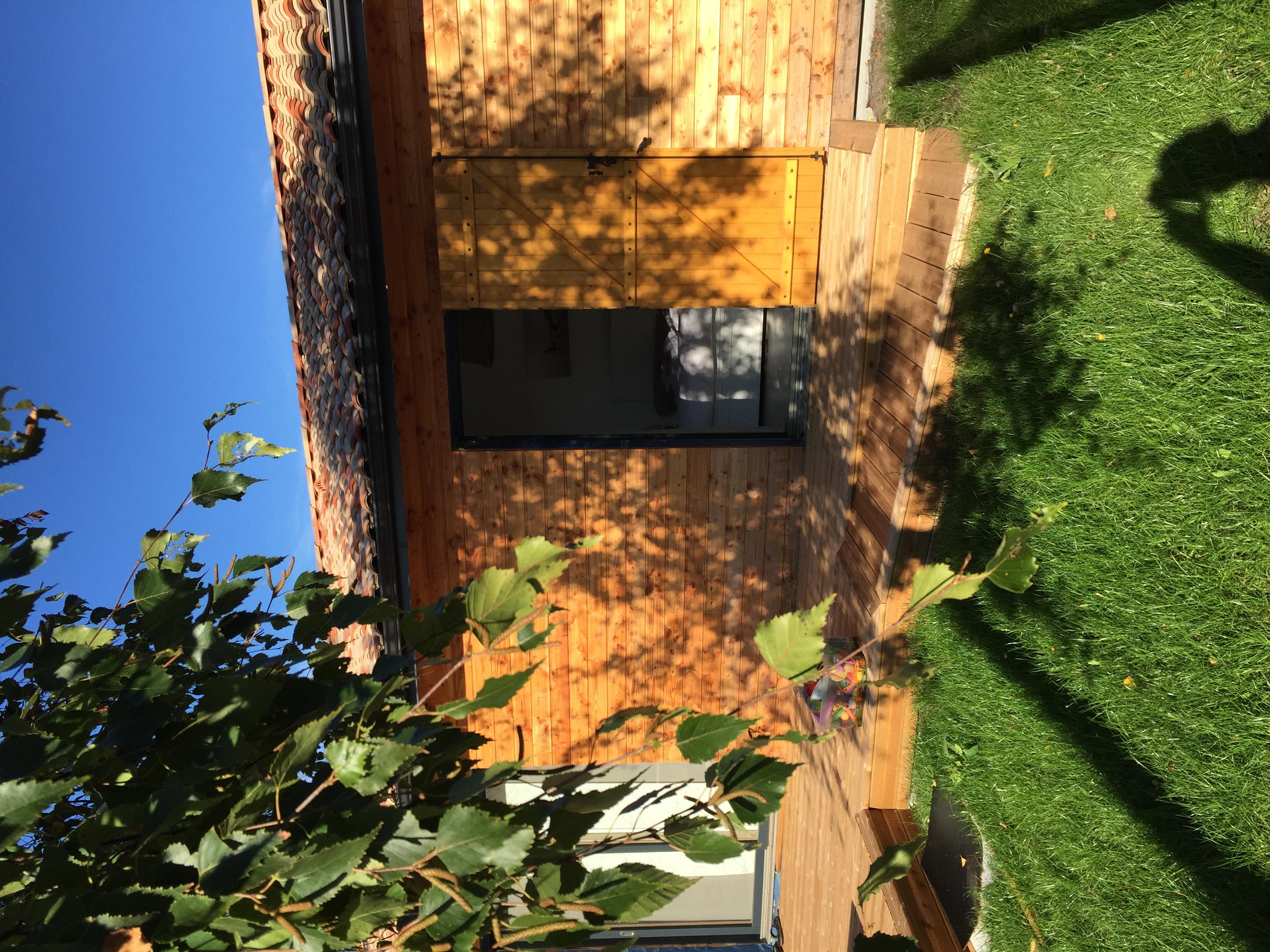 Maison bois Pian-Médoc