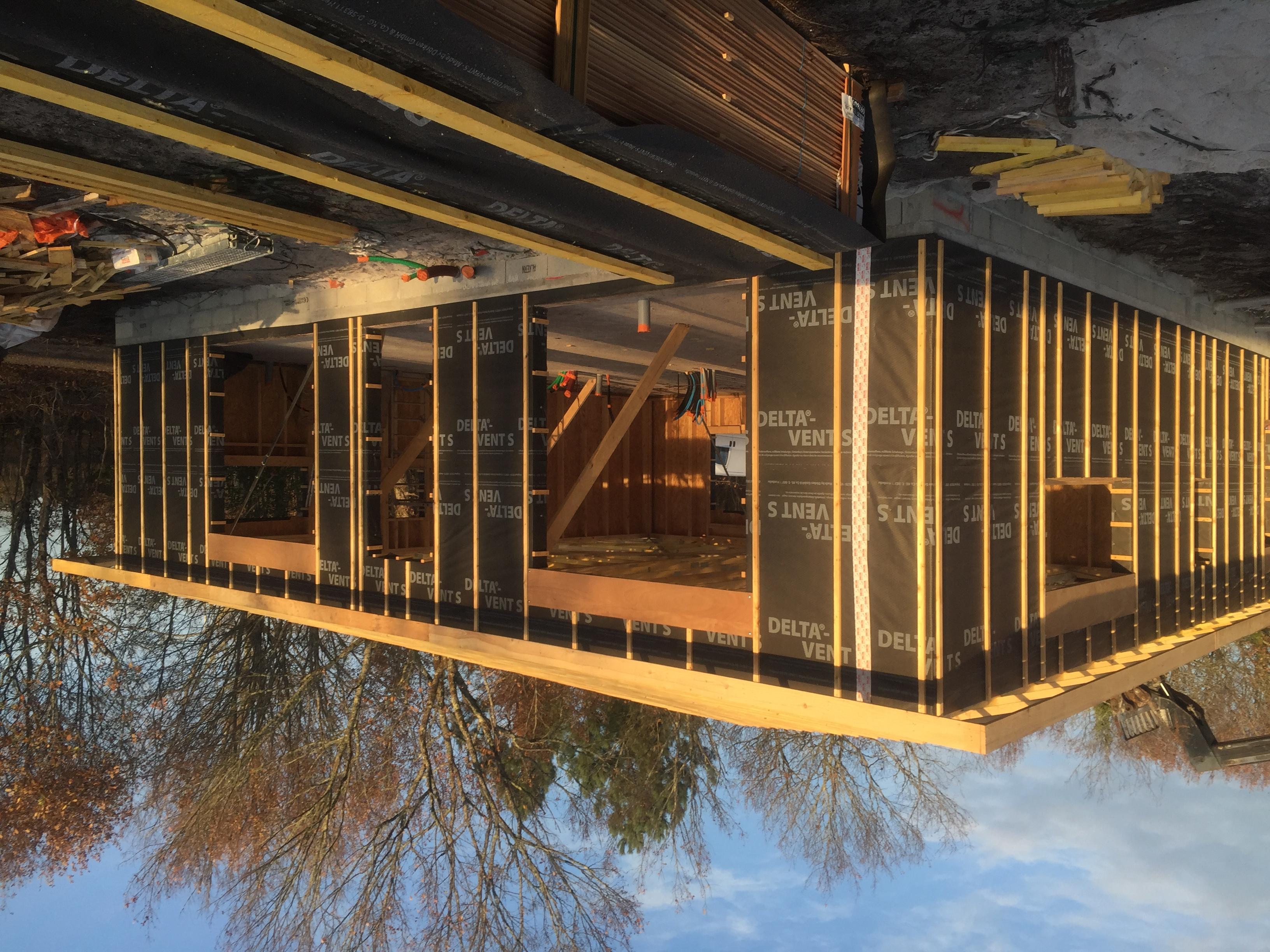 Maison bois Gironde
