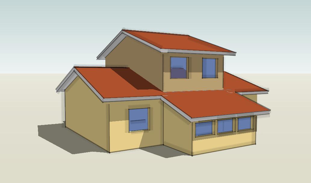 surélévation toiture maison bordeaux