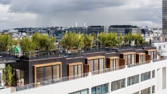 Surélévation, des maisons sur les toits de Paris