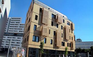 Construction : le bois, l'avenir des gratte-ciel
