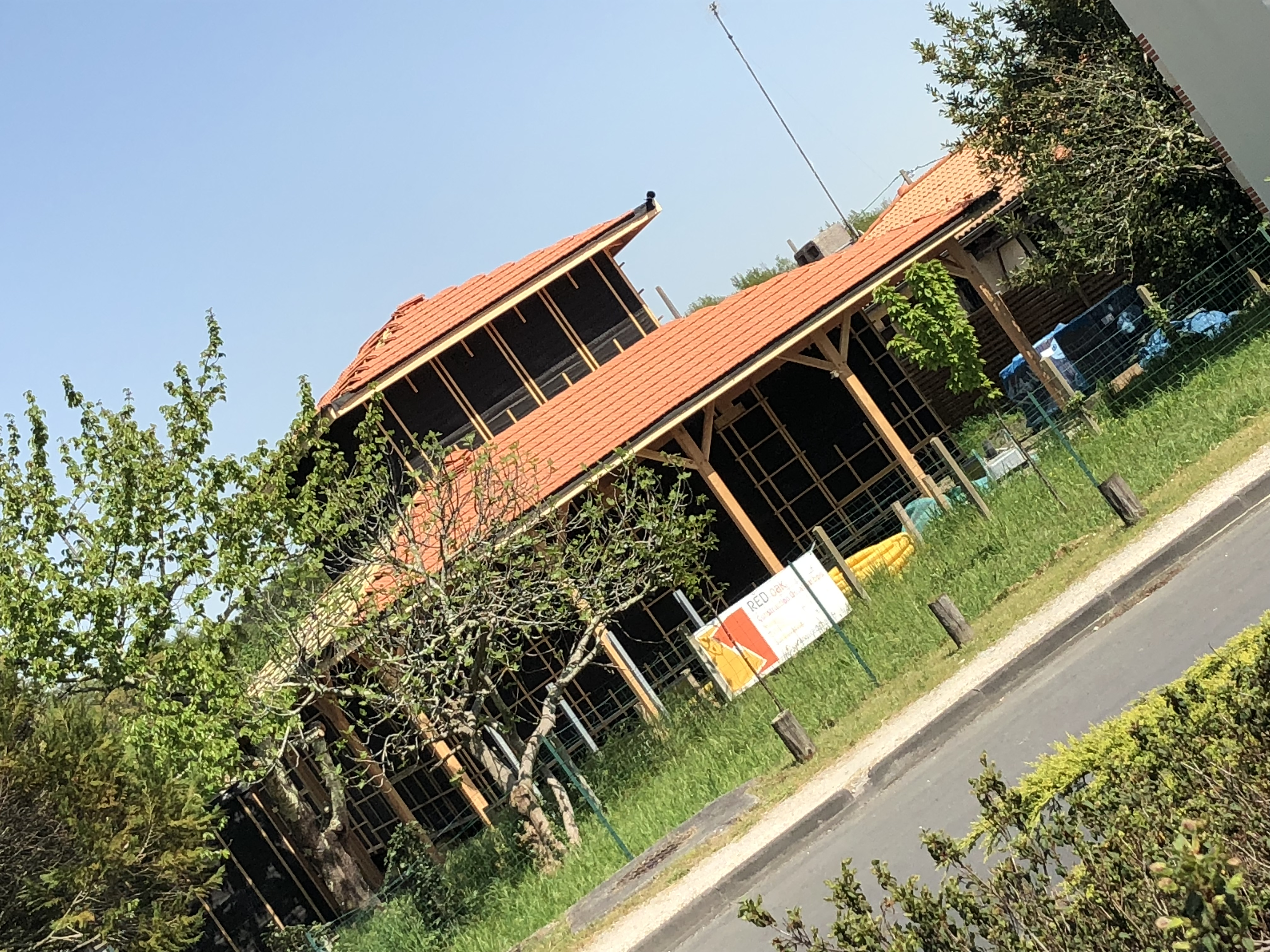 maison ossature bois Le Teich