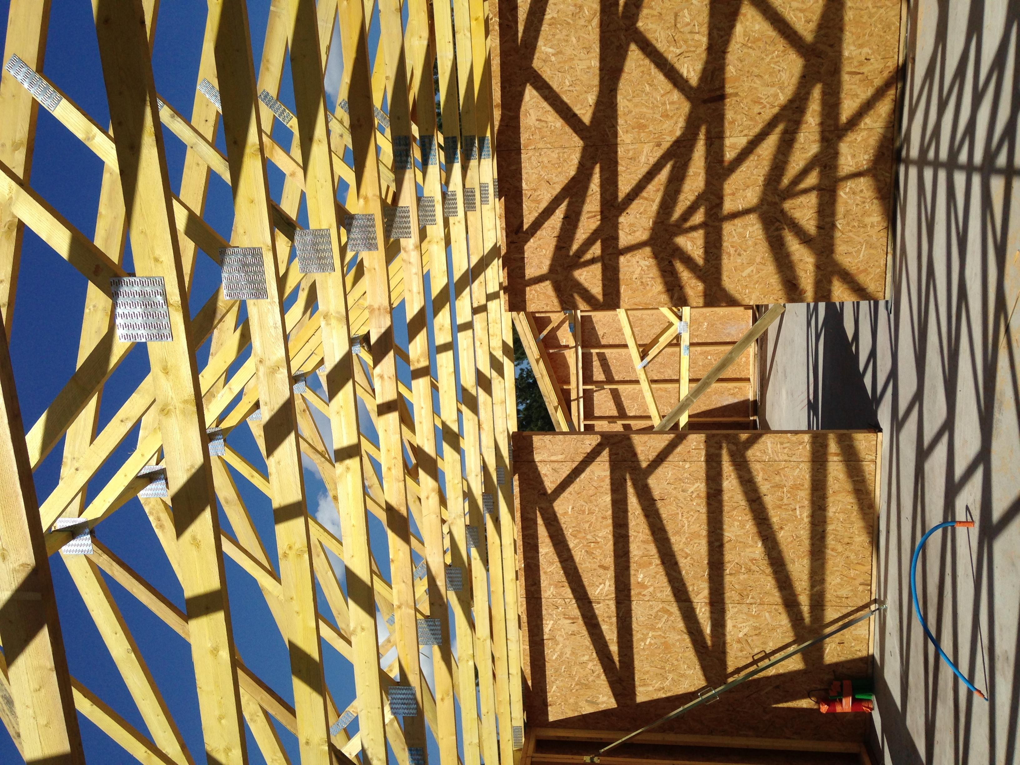 Maison en bois Yvrac