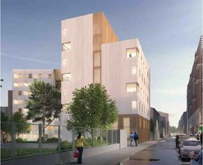 A Marseille, le Crous réalise une résidence étudiante en structure bois