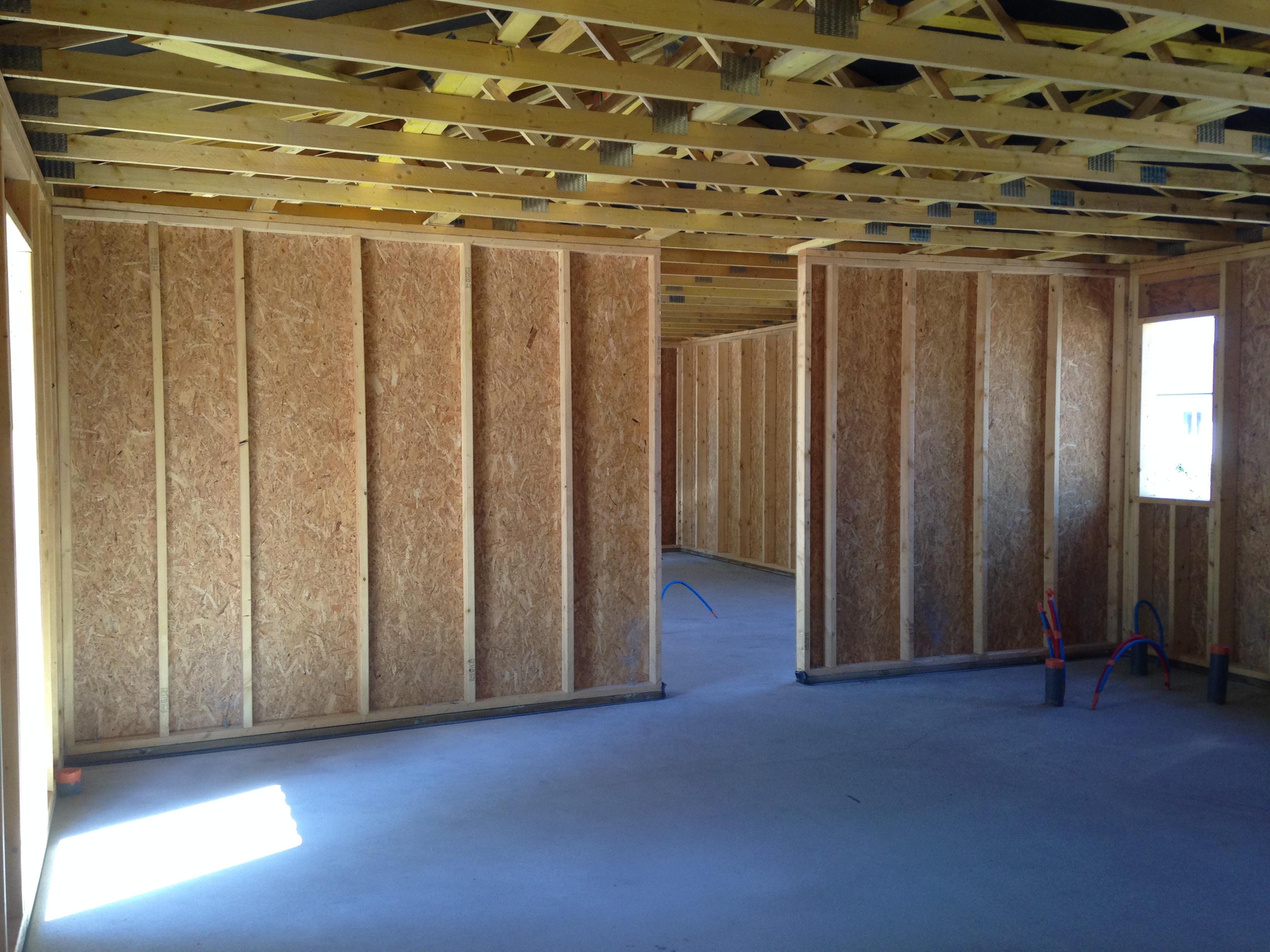 Extension bois maison Audenge