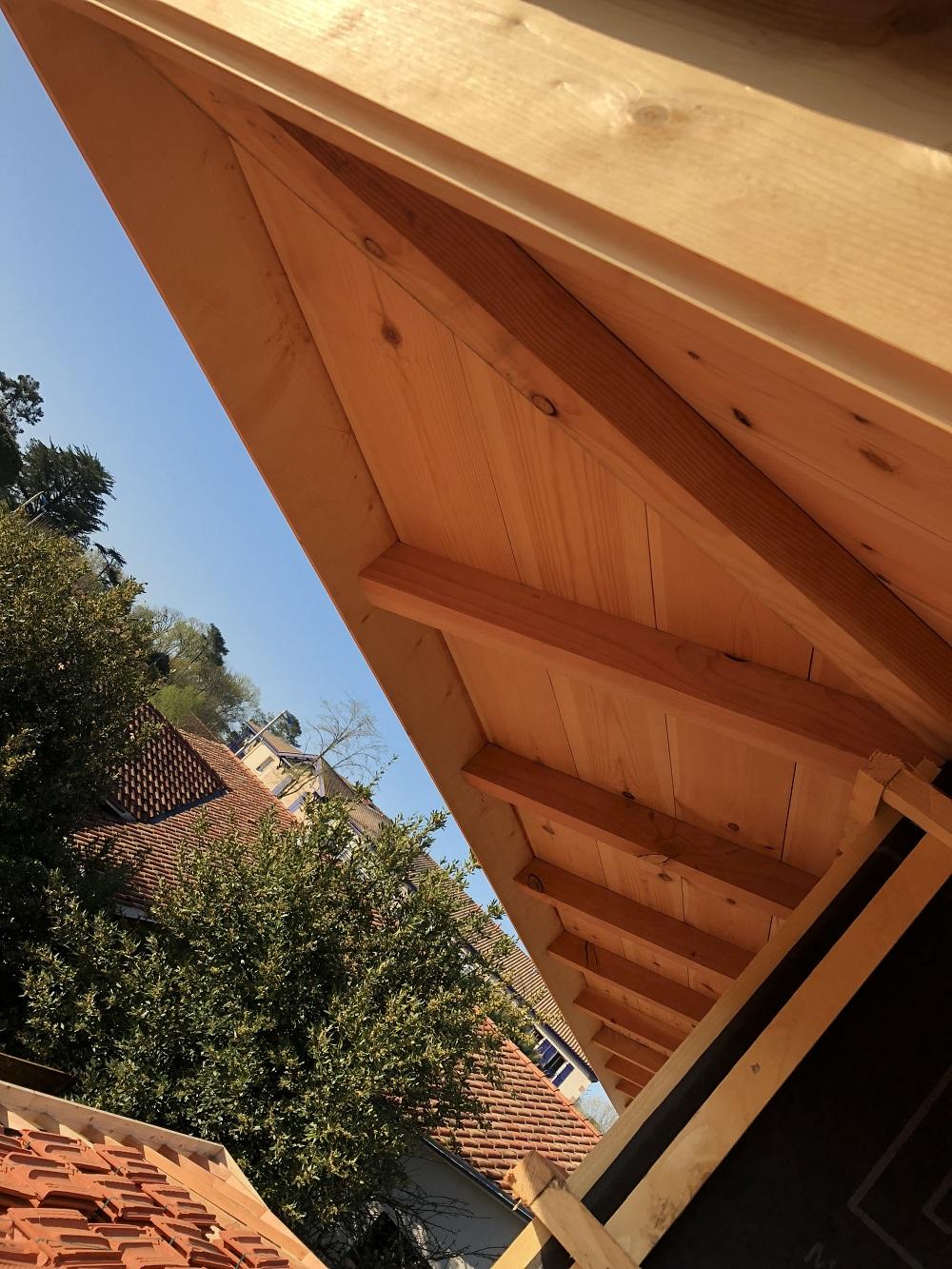 extension bois maison Biganos