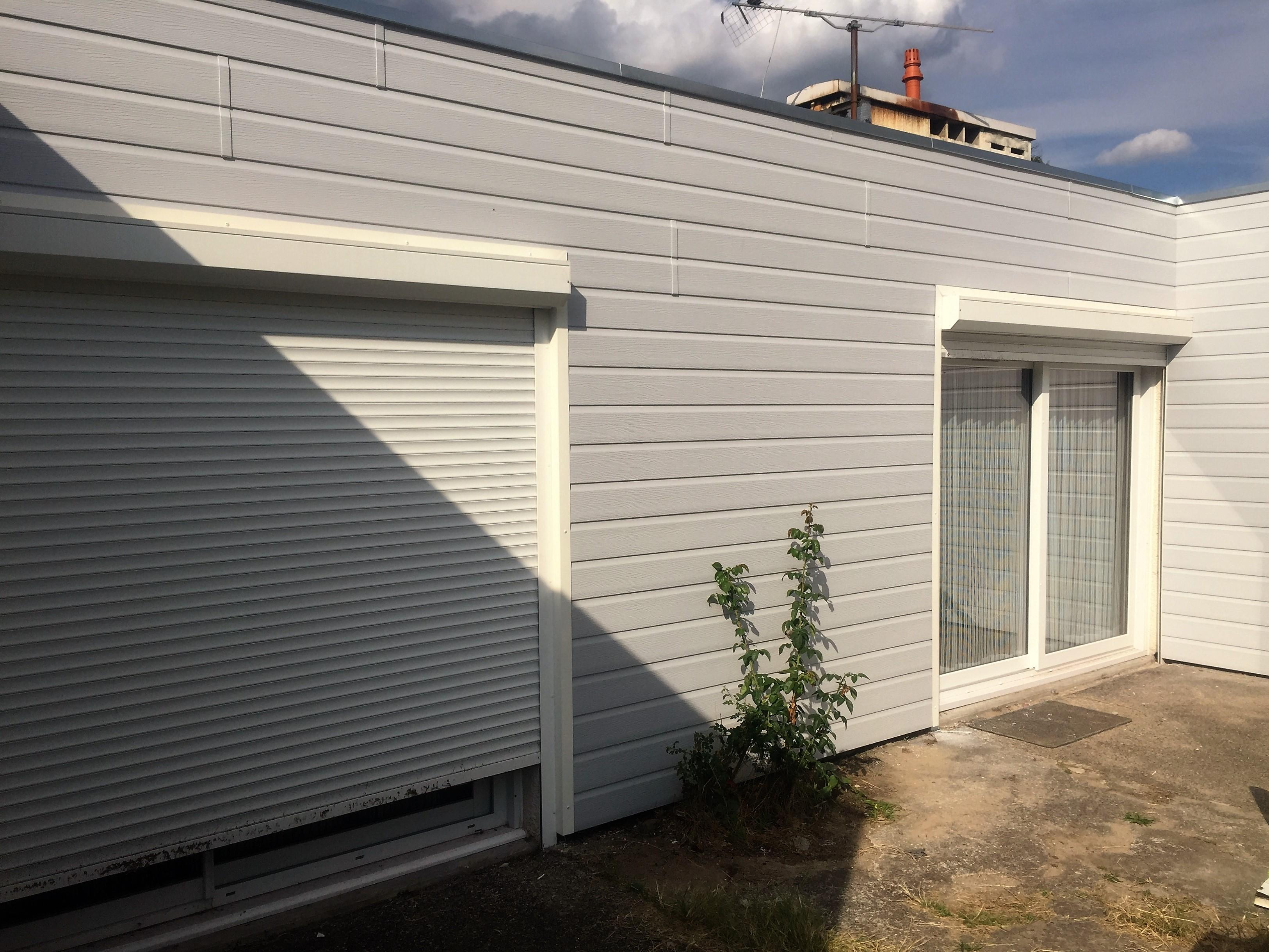 Extension maison bois Blanquefort