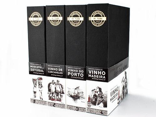 Conjunto de Enciclopédias Bebendo a História
