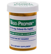 Vaso-Prophin:  Retail Price $39.95  For wholesale orders please call customer service at  678-697-2840 or email at info@dixiehealthandwellness.com
