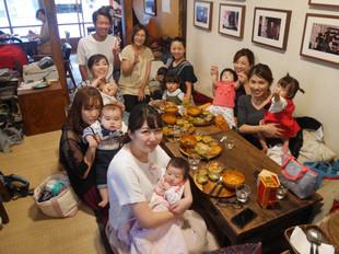 第2回 産後ママさんランチ会 in 綱島