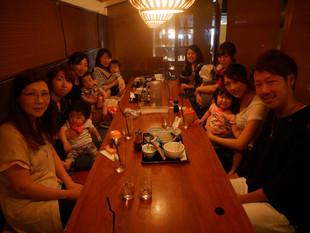 第一回 産後ママさんランチ会 in 綱島