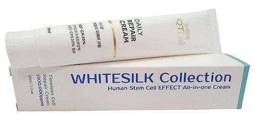 WHITESILK Collection (Blue) — Human Stem Cell (300,000ppm) Cream