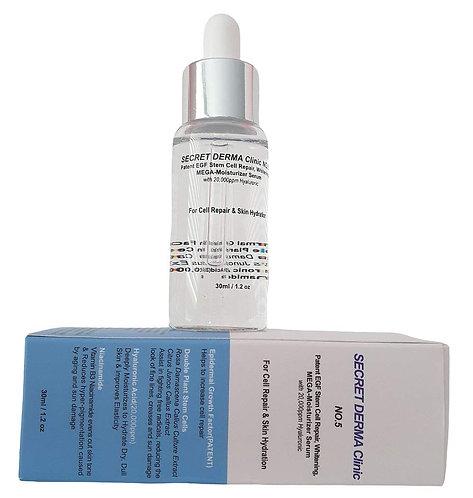 Secret Derma  — Double Human Stem Cell EGF & Antioxidant Serum (30ml/1.2oz)