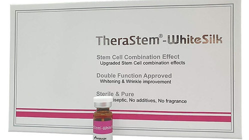The WhiteSilk — Day & Night Human Stem Cell (800,000 PPM) Serum