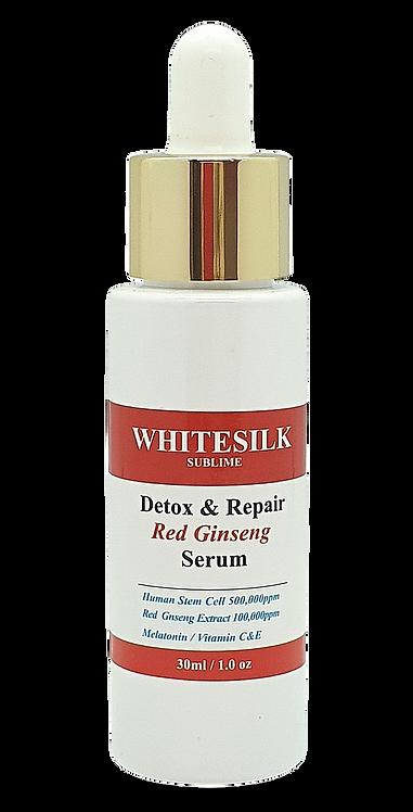 Human Stem Cell Detox & Repair Serum (500,000ppm)| Red Ginseng & Vitamins C&E