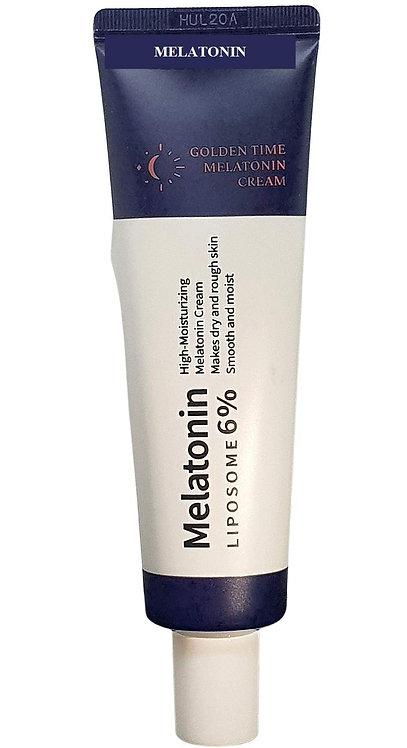 Double Plant Stem Cell & Melatonin Detox & Repair (60,000ppm) Cream
