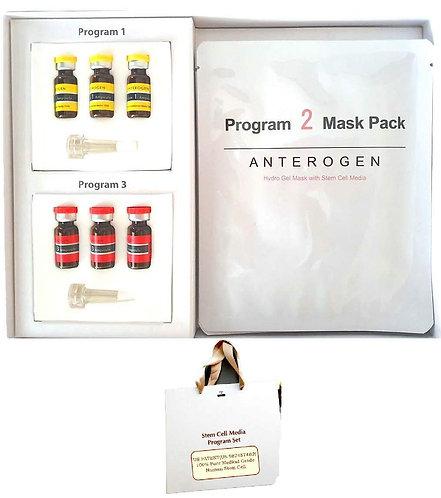 Day & Night Human Stem Cell Media (SCM) Program Set   Free Mask Pack Included