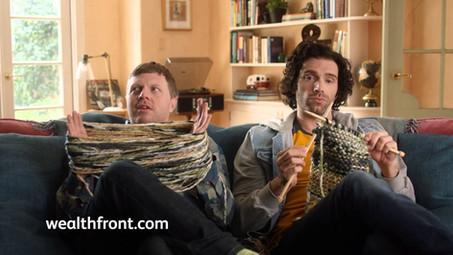 Wealthfront – Knitting