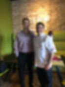James Creange with Chef Max Zubboli.jpg