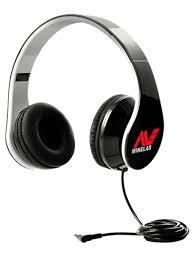 Minelab Replacement 1/8″ Jack Headphones for Gold Monster & Equinox Series