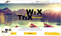 Wix Trix Designs Fast and professional web design services and trai...