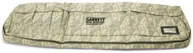 Garrett Camouflage Soft Metal Detector Bag