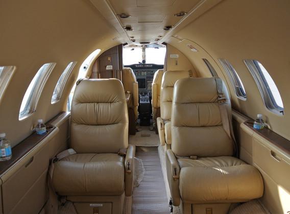 N560HD Interior