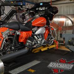 2017 Harley Davidson FL Milwaukee-Eight