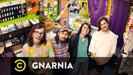 Gnarnia – Comedy Central