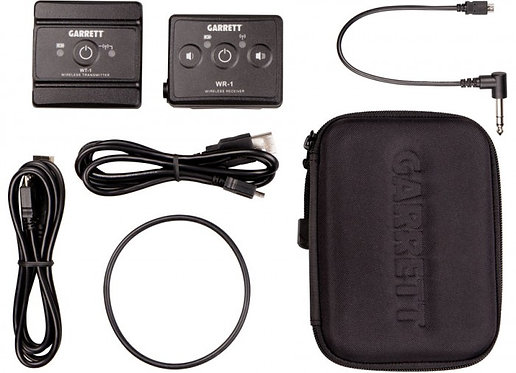 "Garrett Z-Lynk Wireless System - 1/4"" Headphone Kit"
