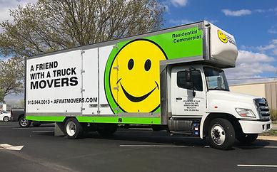 Moving Company Kansas City Truck