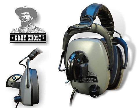 DetectorPro Gray Ghost Blue Tooth Headphones
