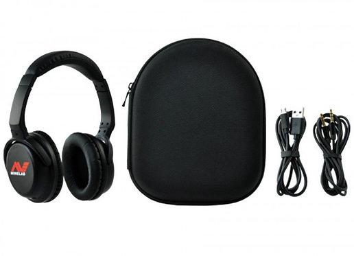 Minelab Bluetooth / apt-X Low Latency Wireless Headphones (EQUINOX)