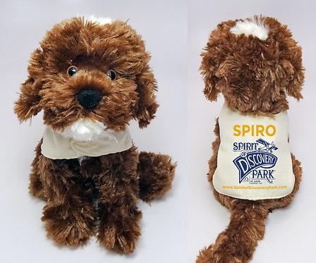 SPIRO, SoDP's Loyal Service Dog