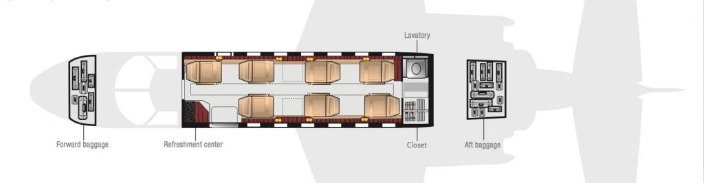 N480RL Floor Plan