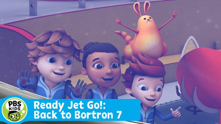 Ready Jet Go! – PBS