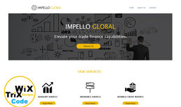 Impello Global Mission: Complex Wix Code Features: Credit Repor O...