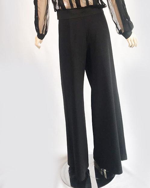 Pantalon Negro AQ|AQ