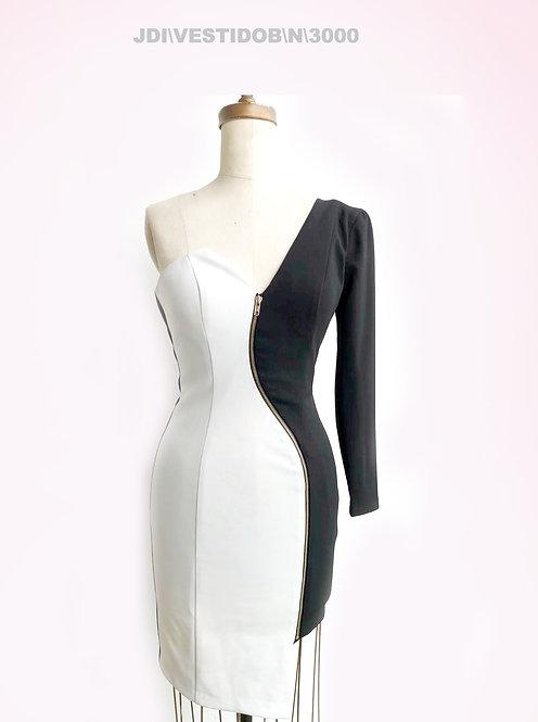 Vestido Asimétrico Pamelina