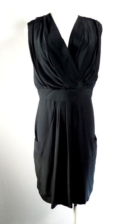 Vestido negro Keneth Cole