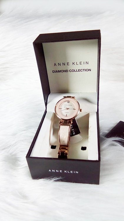 Reloj Anne Klein Diamond Colecction