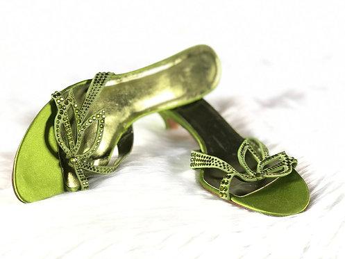 Delman verde